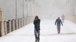 Llega la nieve a España: estas son las zonas en alerta por