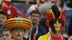 Bélgica enloquece con una selección en estado de