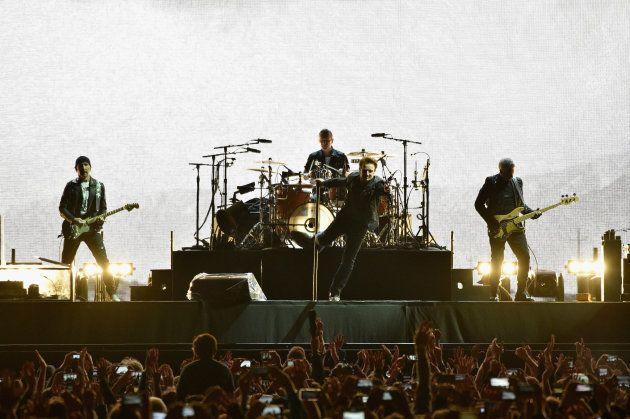 U2 anuncia gira y actuará en Madrid después de 13
