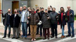 Los periodistas se unen para exigir respeto al secreto