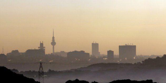 Madrid lleva ocho años teniendo una calidad del aire
