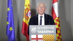 Boadella, investido presidente en el exilio de