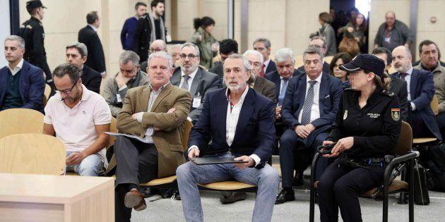Juicio por la rama valenciana de Gürtel en la Audiencia