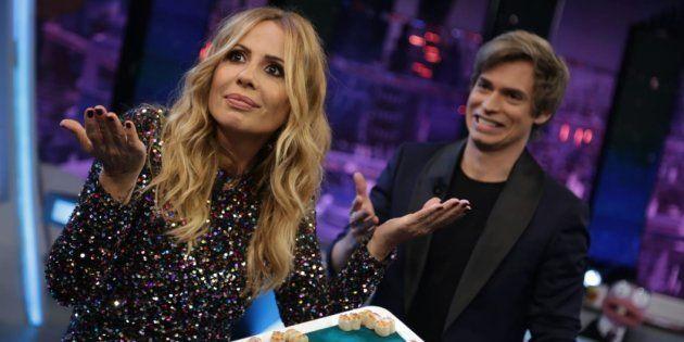 Marta Sánchez y Carlos Baute en 'El