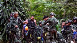 El rescate de los niños tailandeses comenzará en las próximas