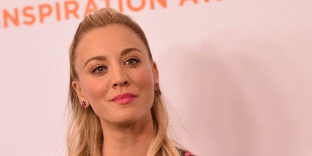 Penny, de 'The Big Bang Theory', sufre una accidentada luna de