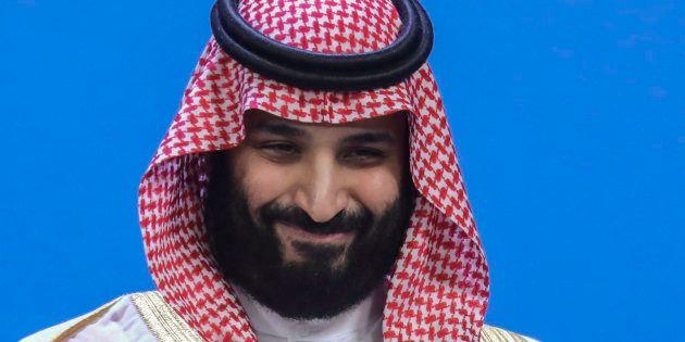 Mohammed bin Salman, el pasado 30 de noviembre en Buenos Aires, durante la reunión del