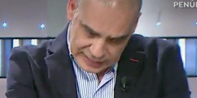 El 'hachazo' de Nacho Abad a la Policía Nacional tras su mensaje sobre 'La