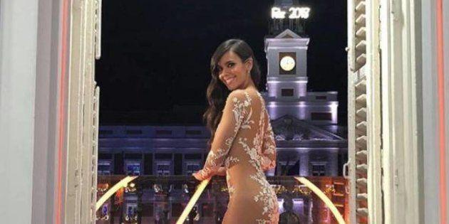 Cristina Pedroche lucirá dos vestidos en Nochevieja: