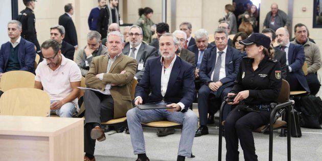 Álvaro Pérez Alonso 'El Bigotes', responsable de la empresa Orange Market, Pablo Crespo, número dos...
