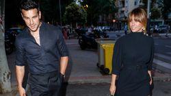 Mario Casas y Blanca Suárez hacen su primera aparición como