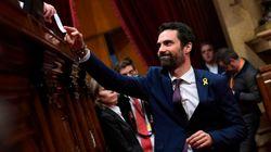 Torrent toma las riendas de un Parlament controlado por el