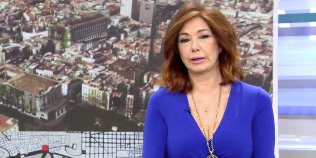 Ana Rosa Quintana en 'El programa de Ana