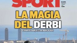 El detalle en la portada de 'Sport' que muchos están