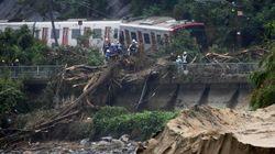 Al menos 38 muertos y 50 desaparecidos en Japón por las lluvias