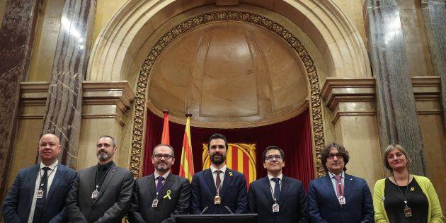 Nuevos miembros de la Mesa del