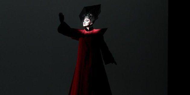 Fotografía facilitada por el Teatro Real de la nueva producción de la ópera Turandot, de Giacomo