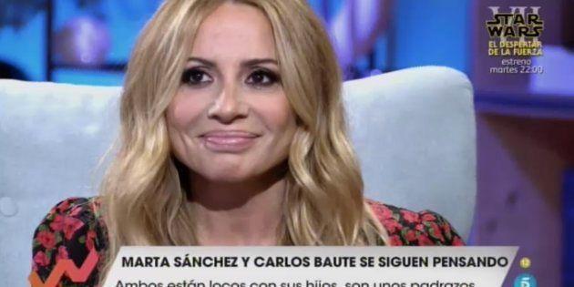 Marta Sánchez en 'Viva la