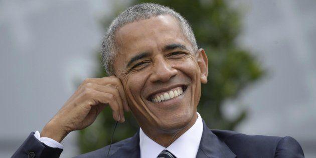 Obama, en una imagen de