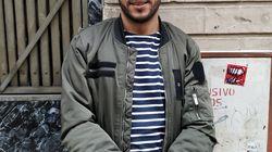Mohamed, el joven marroquí que salvó a una mujer de su agresor trepando a un edificio en