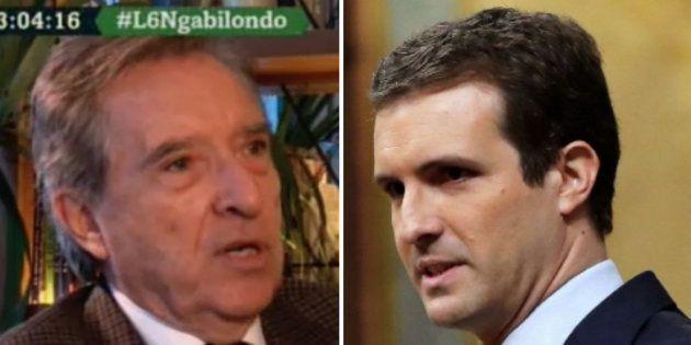 Iñaki Gabilondo y Pablo