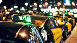 Un taxista de Salou, en estado grave tras una