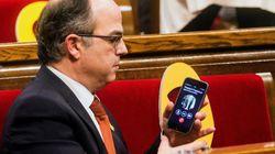 Puigdemont pide el voto delegado para la sesión de