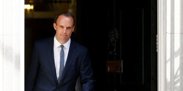 El nuevo ministro para el Brexit, Dominic
