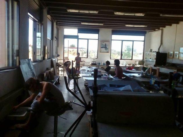 El taller de