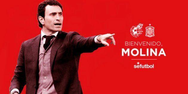 José Francisco Molina, nuevo director deportivo de la