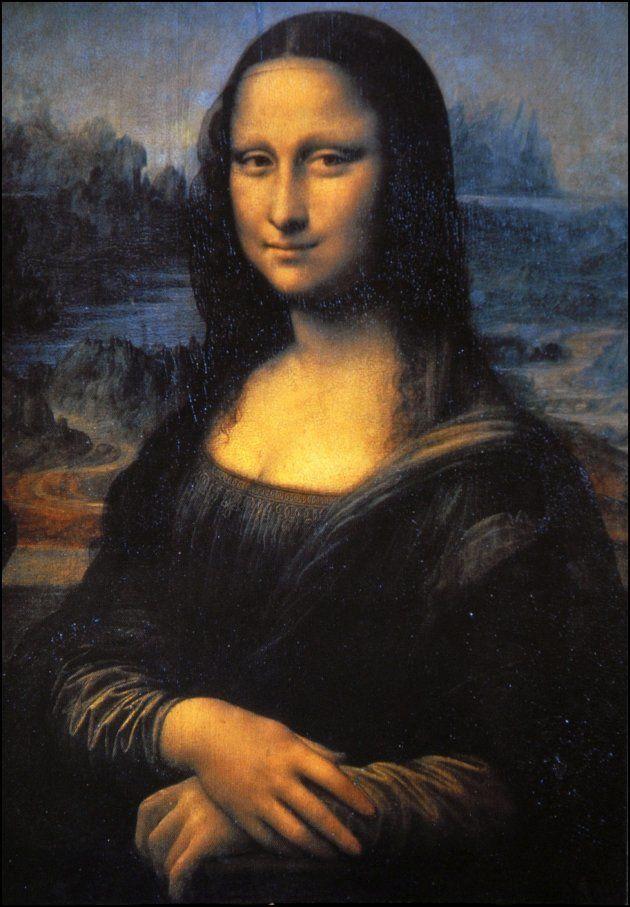 'La Mona Lisa o Gioconda', de Leonardo Da