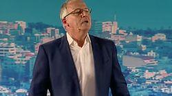 Josep Bou, candidato del PP a la Alcaldía de Barcelona, llama