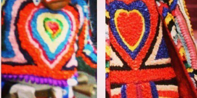 Viana do Bolo quiere que Dolce & Gabbana reconozca que se inspiró en sus 'boteiros' para este