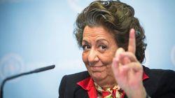 Fomento invita por error a Rita Barberá para inaugurar el AVE a