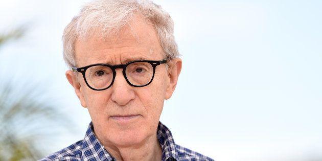 El director de cine Woody Allen, en el Festival de Cannes de