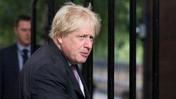 Dimite el ministro de Exteriores británico Boris