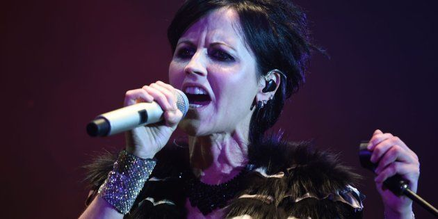 La cantante de The Cranberries Dolores O'Riordan murió este 15 de enero en Londres a los 46
