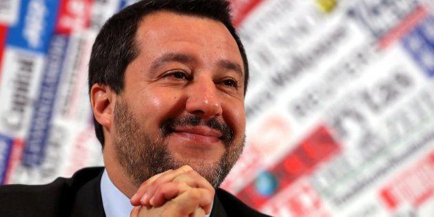 El vicepresidente italiano Matteo