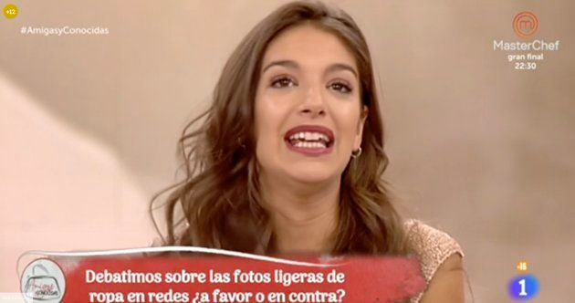 Ana Guerra zanja las críticas sobre sus fotos en bikini: