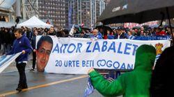 Detenido en Bélgica el asesino de Aitor Zabaleta por hacer el saludo