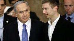 Facebook bloquea a un hijo de Netanyahu por un mensaje contra los