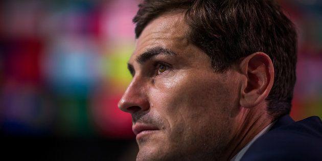 La foto nostálgica de Iker Casillas que ha provocado una cascada de comentarios en