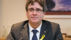 Puigdemont lanza un dardo al Gobierno y al PP a cuenta de las