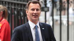 Theresa May elige a Jeremy Hunt como sustituto Boris
