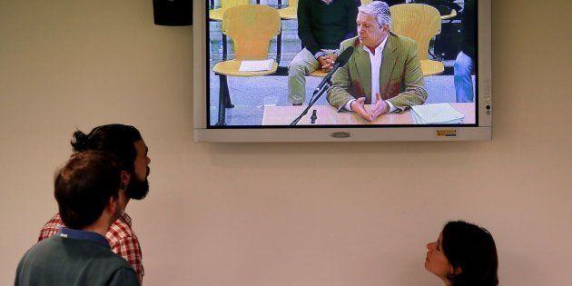 Crespo confirma la financiación ilegal del PP y las gestiones de la trama Gürtel con Camps y