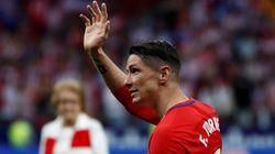 Fernando Torres confirma que jugará en el Sagan Tosu
