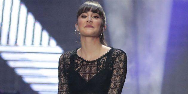 Aitana sorprende a todos al presentarse de nuevo al casting de 'OT' en
