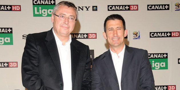 Carlos Martínez y Michael