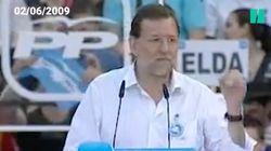 Rajoy a Camps, en 2009: