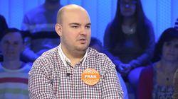 El alegato de Fran en 'Pasapalabra' en defensa de los